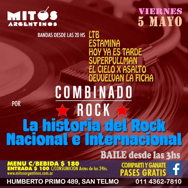 bandas historia rock nacional