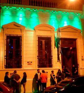 Mitos Argentinos fachada